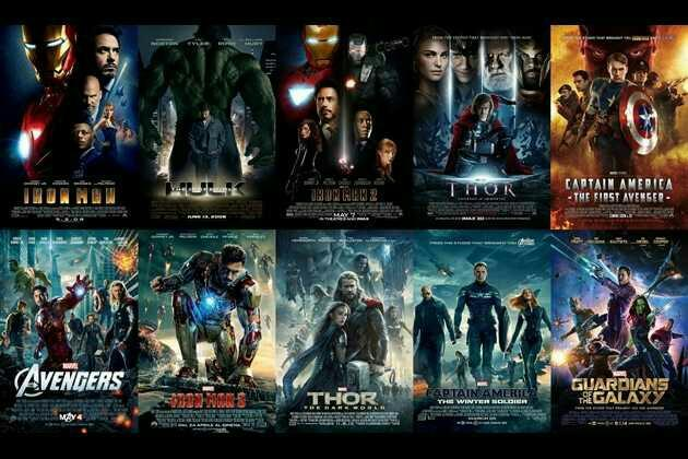 Which is your favorite marvel movie ???