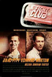 What you think about the movie fight club??
