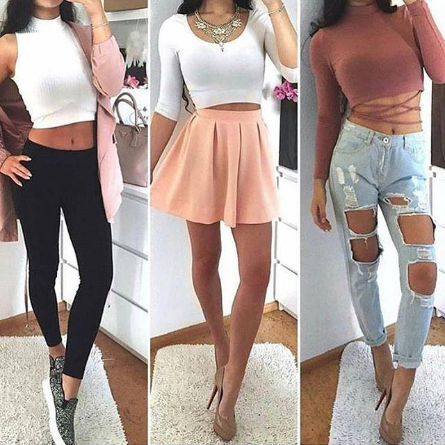 Which outfit do you like the most?