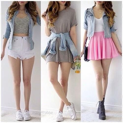 Which outfit do you like the most...?