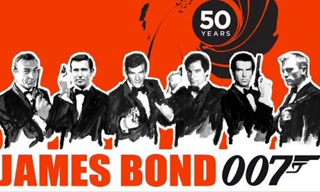 What is your all time favorite James Bond movie?