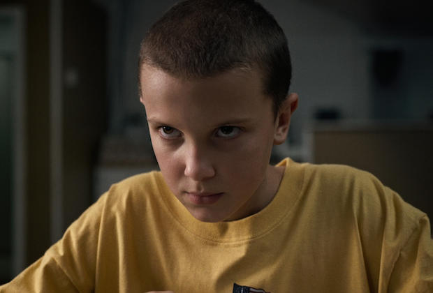 Whats your favorite eleven outfit from Stranger Things?
