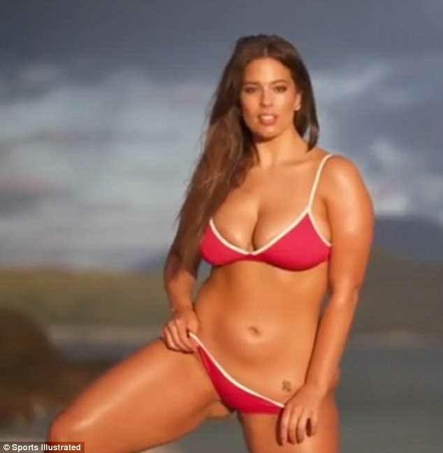 Do you think  girls with Ashley Graham  body type are fat???