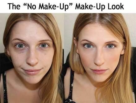 Do guys really prefer women with no makeup??