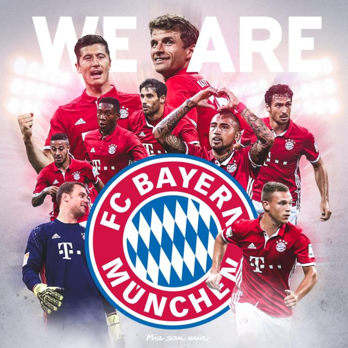 are there any FC Bayern fans here?