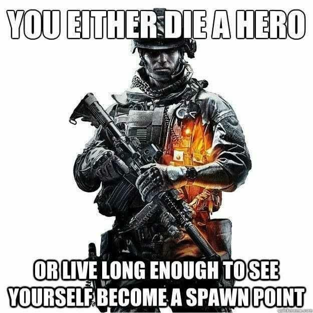 Does anybody else play battlefield 3??