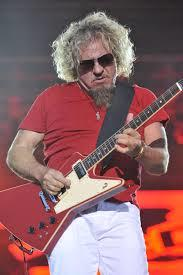 How many of you out there are fans of Sammy Hagar?