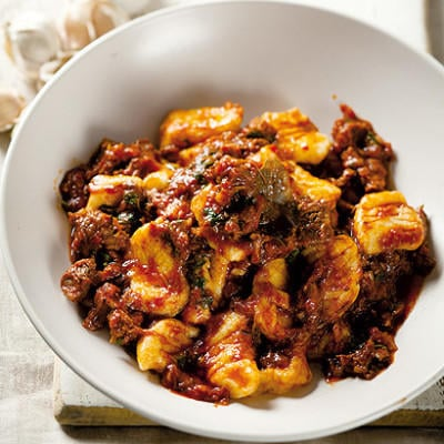 What is your favourite pasta, and pasta sauce?