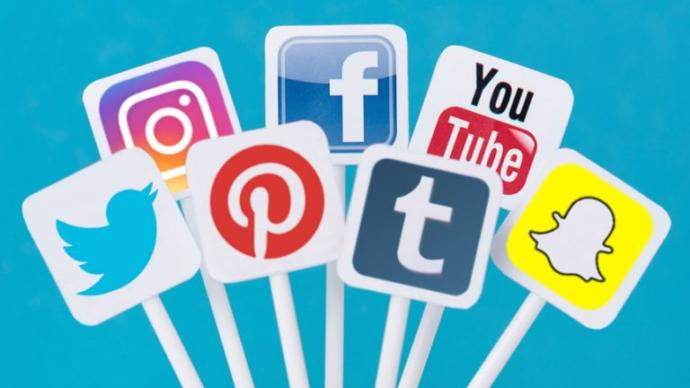 Which social media platform is currently the most popular?