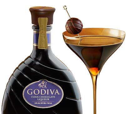 have you ever tried godiva liqueur?