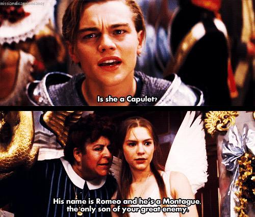 If you were Shakespeare and were to write Romeo and Juliet all over, how would it be?