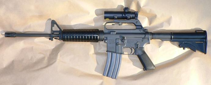 Would you date someone who owns an AR-15?
