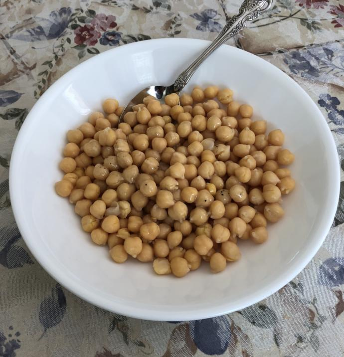 Have you ever made hummus? And what's your favorite type of bean?
