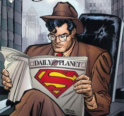 What comic books did Superman read as a kid?