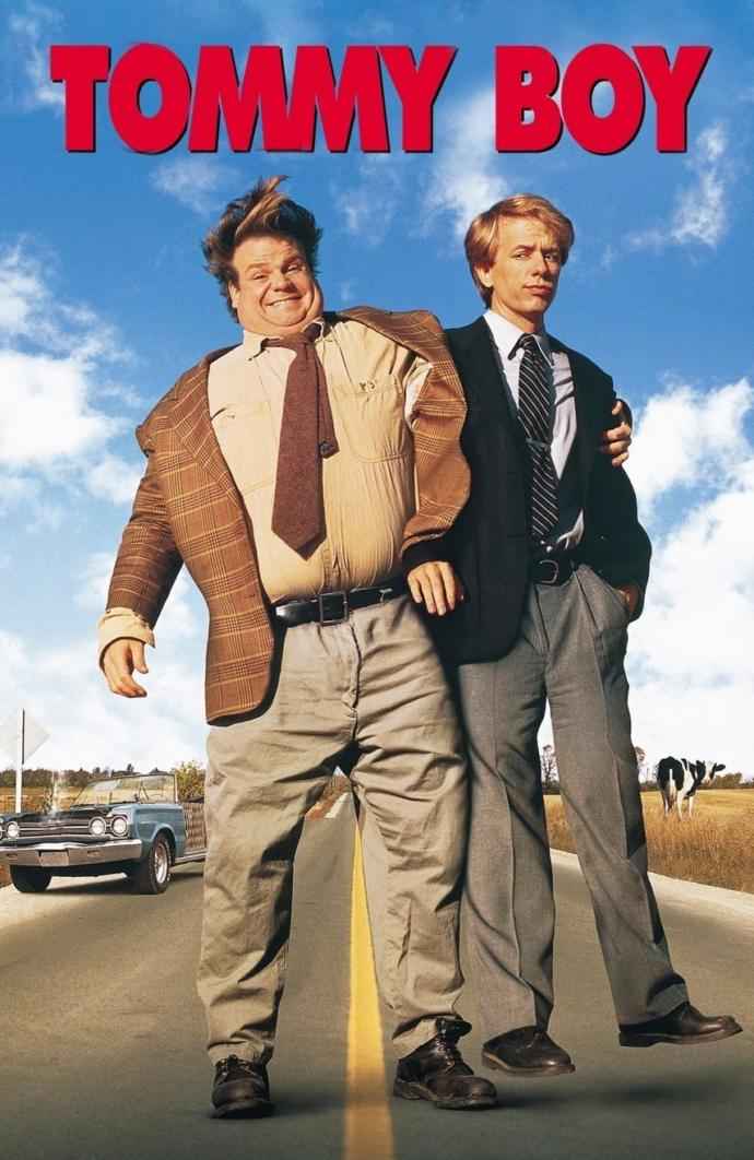 Rate this Chris Farley movie?