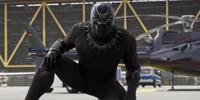 Have you seen black panther?