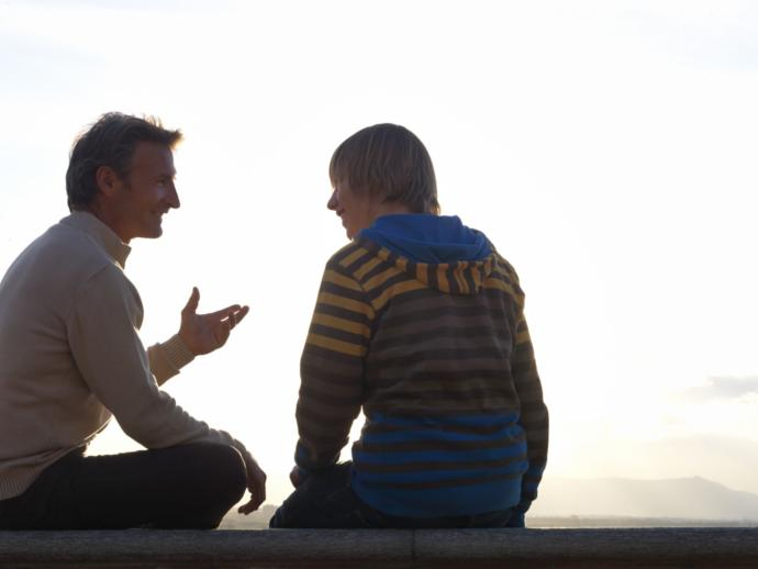 What dating advice would you give to your teenage son & daughter?