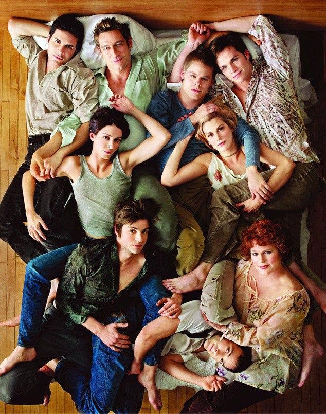 Have you ever watched the Showtime show from 2000 Queer as Folk?