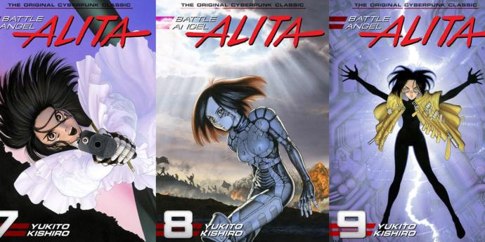 Anime Fans!  Are you excited about Battle Angel yet?!?!?