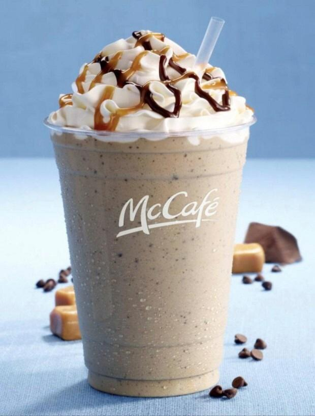 Your favorite McDonalds drink?