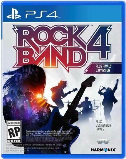 Your opinions of Rock Band 4??