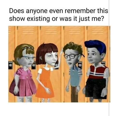 Does anyone remember the cartoon Angela Anaconda?