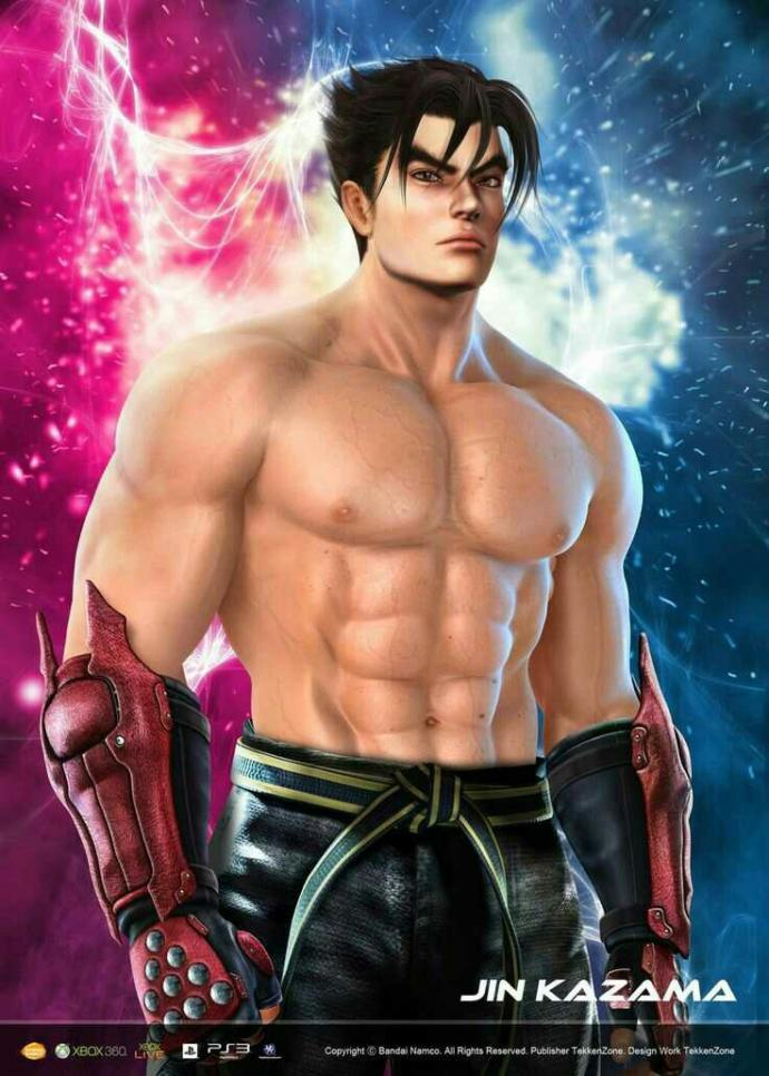 Which Of These Characters Tekken Would You Say Has The Most