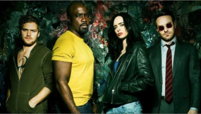 Who is your favourite Defender from the NETFLIX series The DEFENDERS??