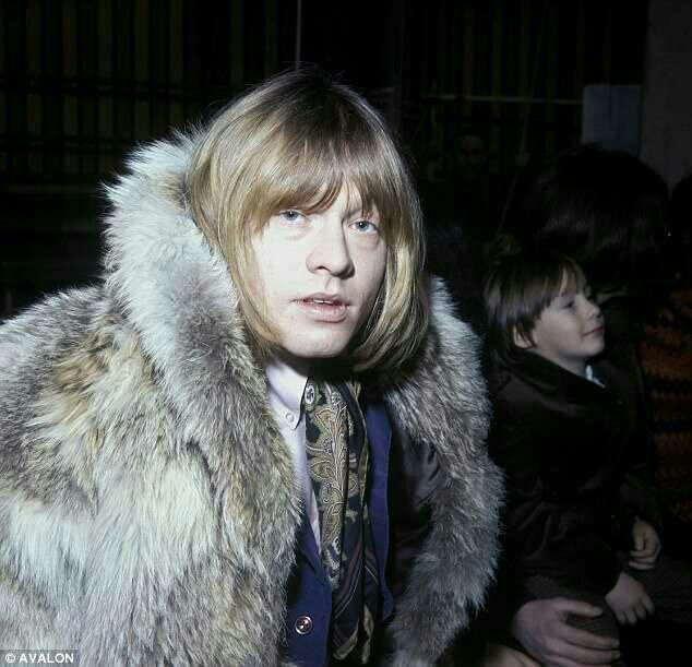 Do you know who Brian Jones is??