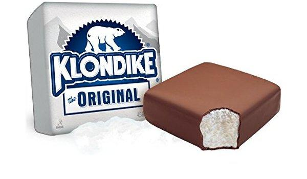 What WOULDN'T you do for a Klondike bar?