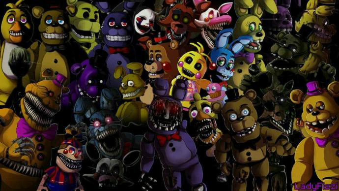 Who likes Five Nights at Freddy's??