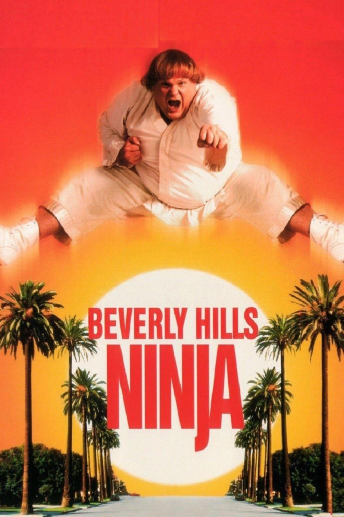 Rate this Chris Farley movie #3?