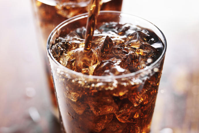 Do you like ice in your soda?