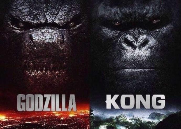 Kong vs Godzilla?