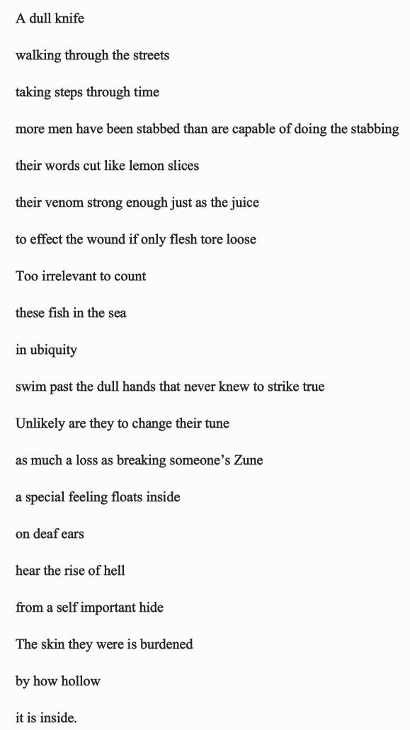 Rate this poem??