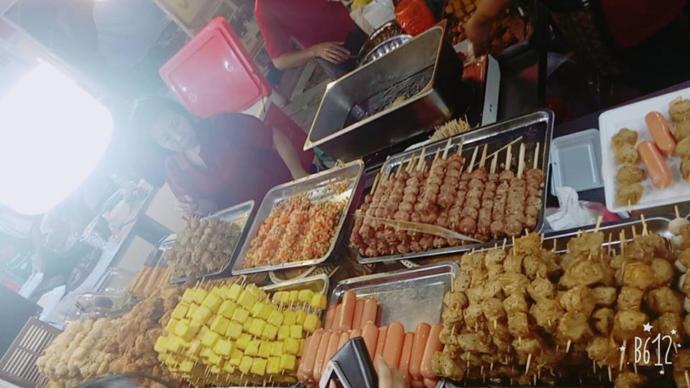 Which of these food on a stick would you eat?