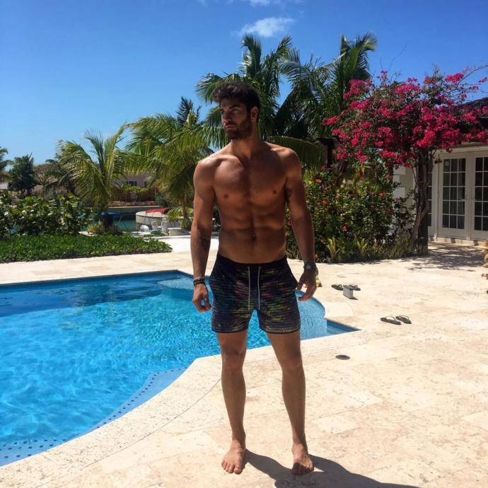 I'm breaking up with Nick Bateman because he has a girlfriend?