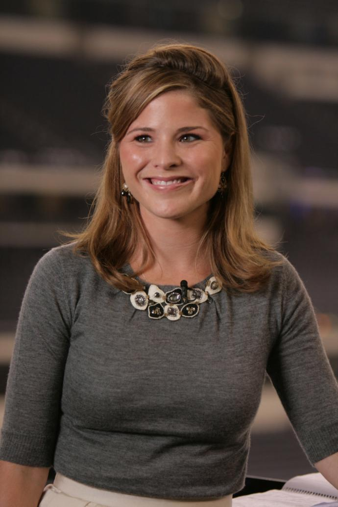 Do you think Jenna Bush (George Bush daughter) is attractive?