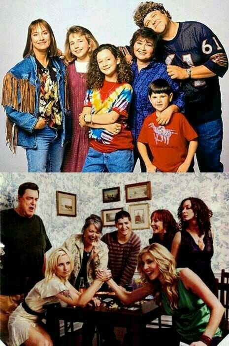 Do you like the show 'Roseanne'??