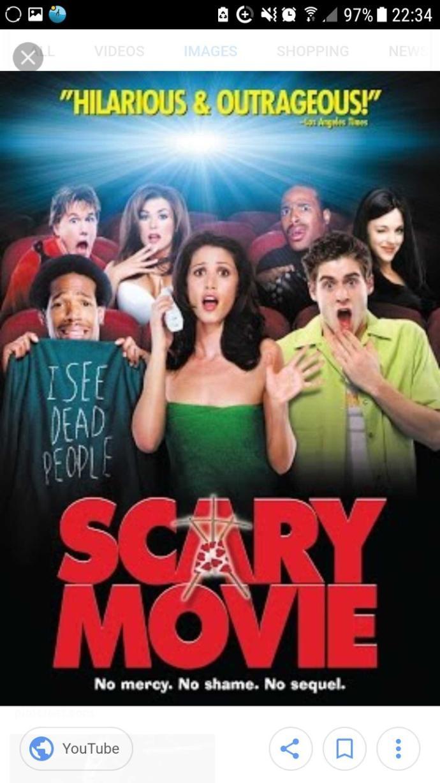 Favourite scary movie????