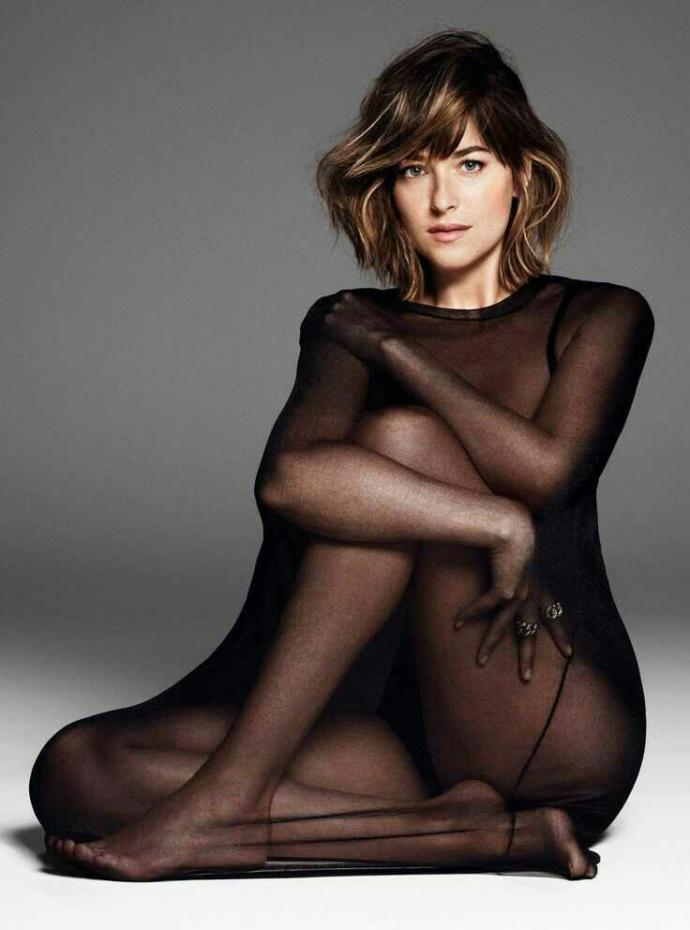 In 50 shades of grey do you think Anastasia friend was hotter??