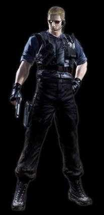 Who is your favorite Resident Evil male character??