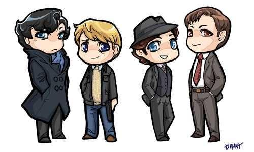 Did you like season 4 of BBC Sherlock ??