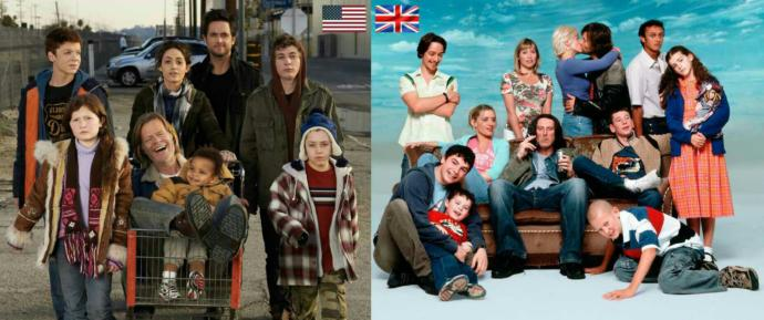 Shameless: US vs. UK??