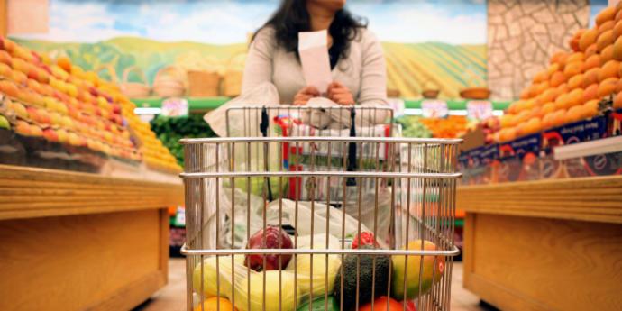 How often do you go grocery shopping?