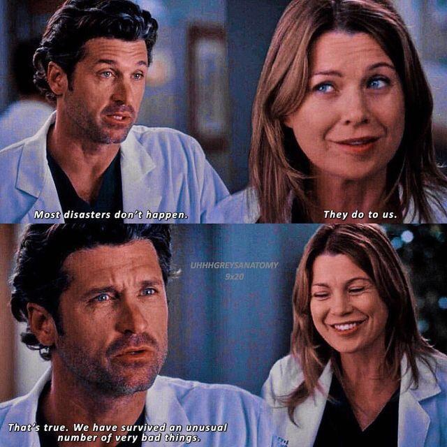 I want to start watching greys anatomy which series should I start from?