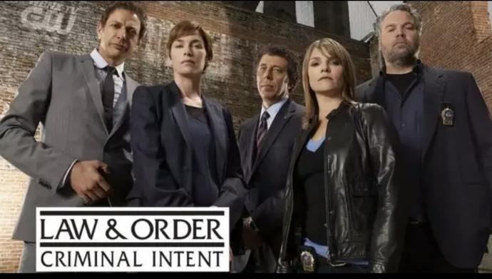 Have you ever watched Law & Order: Criminal Intent?