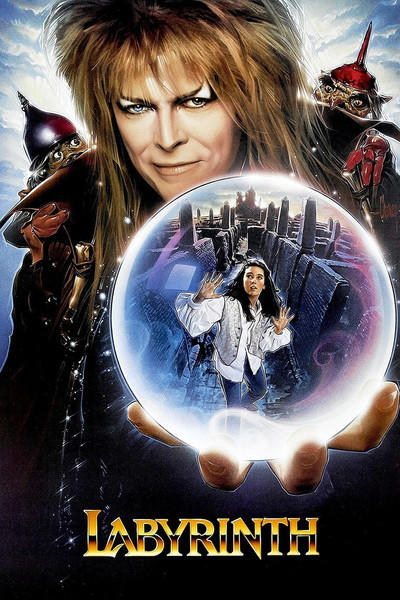Is there anyone that is a labyrinth movie fan?