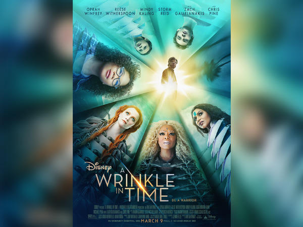 Did anyone watch a wrinkle in time, if so, what did you think?