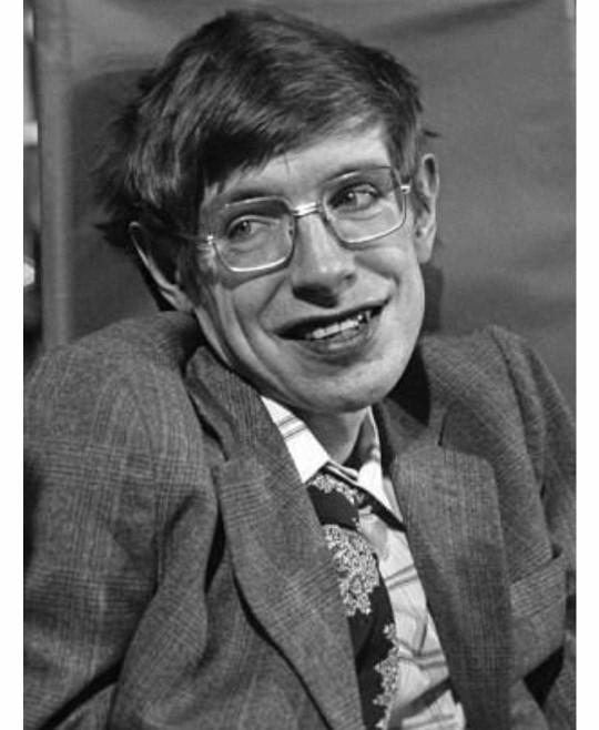 How do you feel about the death of Stephen Hawking?